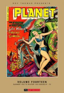 Roy Thomas Presents… Planet Comics Volume 14
